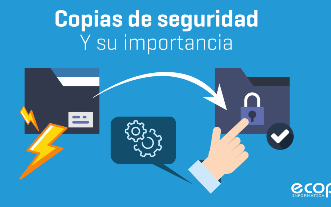 copia de seguridad