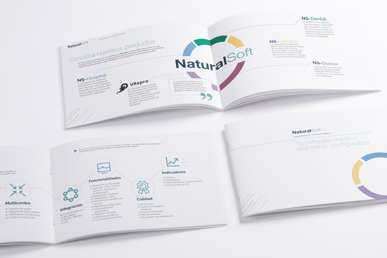 Maquetación editorial para empresas