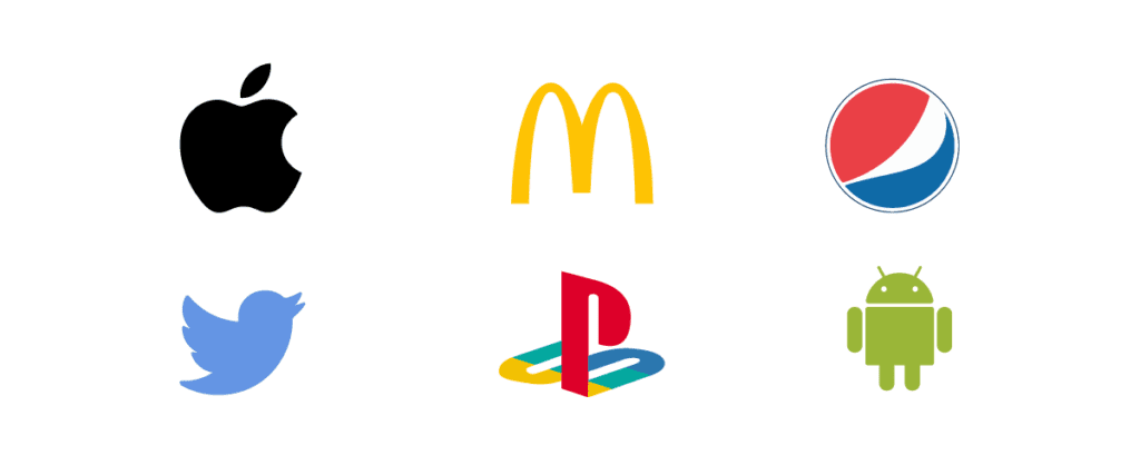 ejemplos-isotipo-apple-mcdonalds-pepsi-twitter-playstation-android