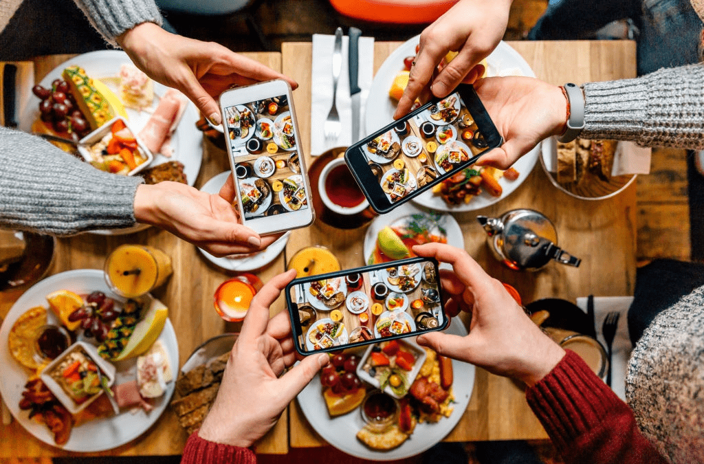 Estrategias de Marketing Digital para Restaurantes